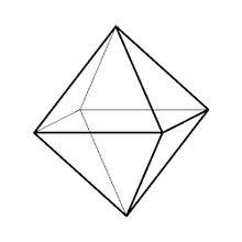 図形からのメッセージ『正四面体...