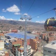 La Pazでの語学…