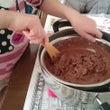 今年は、友チョコ作り…
