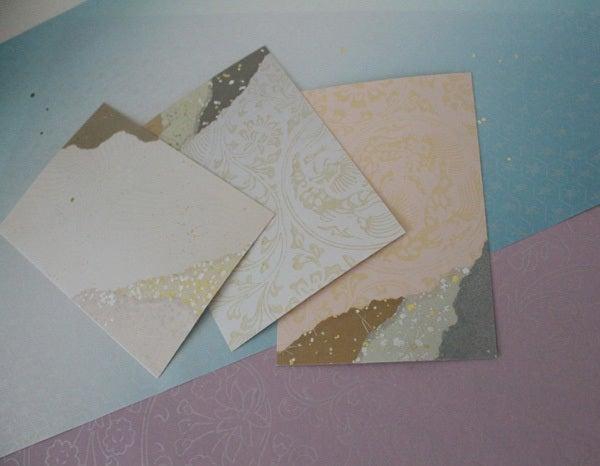 小室かな料紙のかな料紙