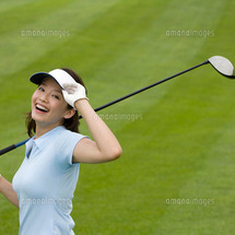 女性ゴルファーこそ筋…