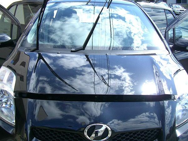 洗車後の水滴を拭き上げデポジットの発生を防ぐ