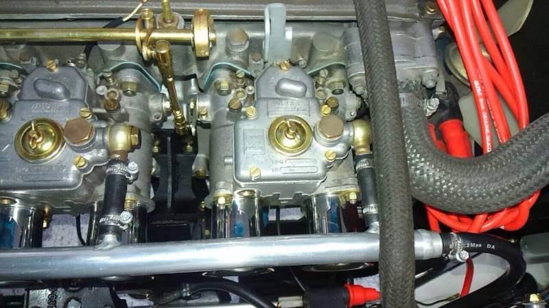 ハコスカ エンジン