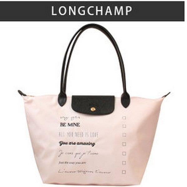 0f20c3b74cb1 楽天市場ランキングに「ロンシャン 折りたたみトートバッグ ル・プリアージュ・バレンタイン」が 紹介されていました。