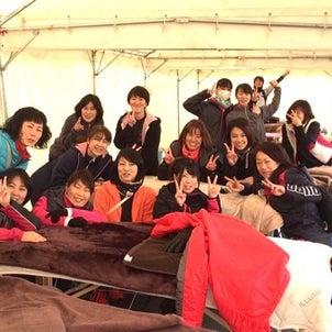 福山マラソンdeスポーツアロマサポート活動の画像