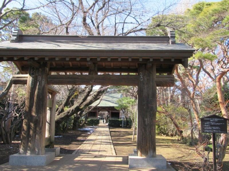 マスミチャンのブログ                      神社・仏閣を訪ねて西中山 妙福寺(練馬区)