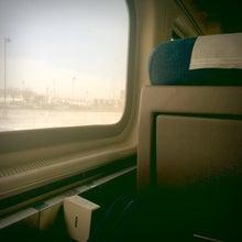 Sanshin on Amtrak 01
