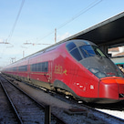 イタリア&フランスを満喫!~4日目(2)イタロ、おしゃれ高速鉄道の記事より