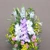 三十三回忌法要のお供え花の画像
