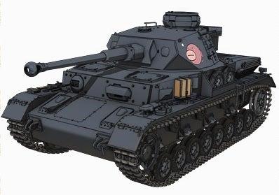 ガルパン‗Ⅳ号戦車