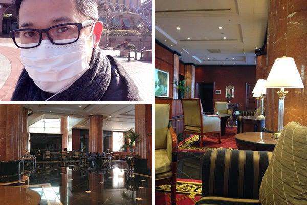 恵比寿の老舗ホテル