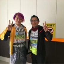 東京マラソン2016…