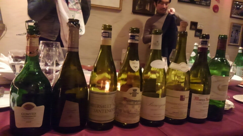 毎年恒例のちびたさんのワイン会2016年・・・の記事より