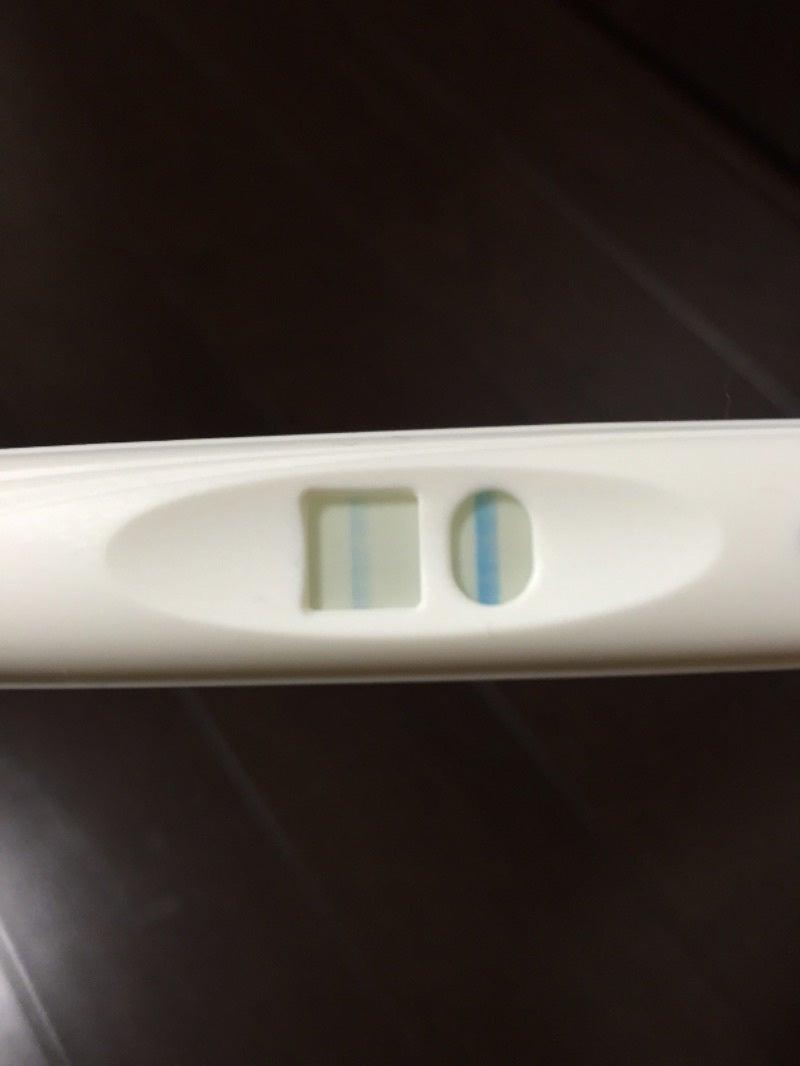 妊娠検査薬 うっすら クリアブルー