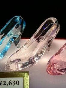 ガラスの靴(Mサイズ) 2,630円