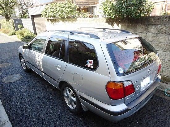 3月の洗車1