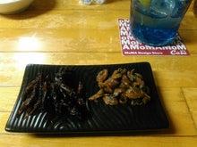 イナゴとアサリの佃煮