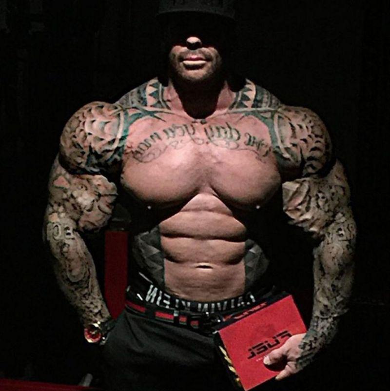 steroid enhanced food