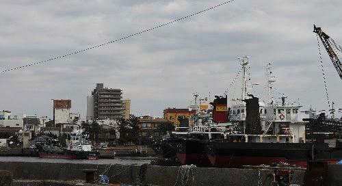 木更津紀行 港1