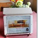 サロンインテリアにピッタリ!の、iPad miniスタンド。の記事より