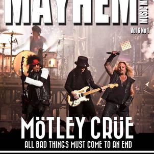 Mayhem Music Magazineの画像
