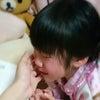 お気に入りの本で大泣き☆の画像