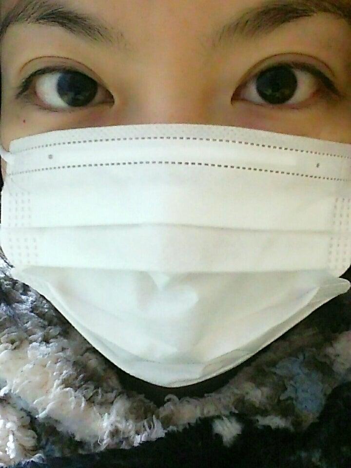 出る マスク すると 咳 が