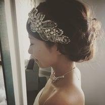 素敵な花嫁さまたちのご紹介の記事に添付されている画像