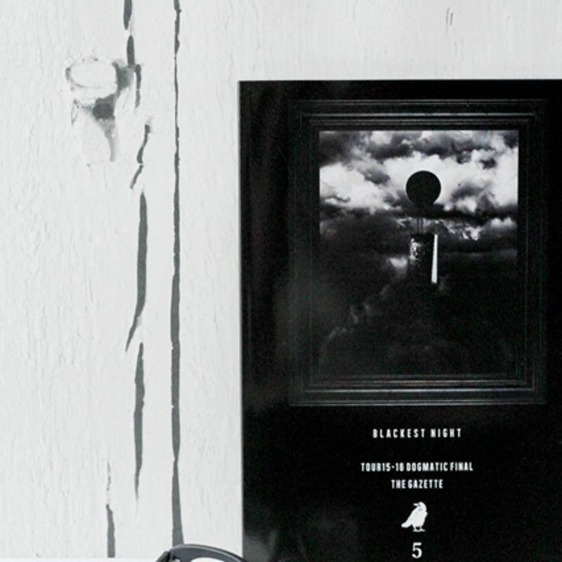 58f524299ce8 画像 DOGMATIC FINAL漆黒 ツアーパンフとメガネ の記事より