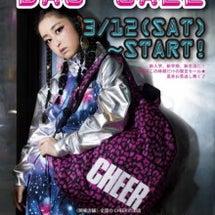 CHEER bag …