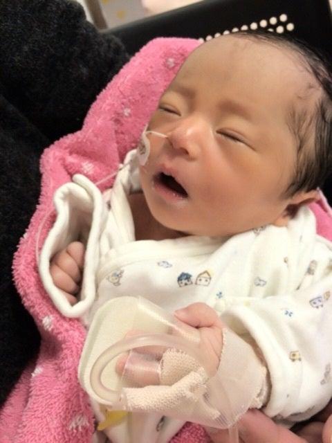 新生児メレナ | ♡1歳からの育児ブログ♡