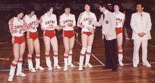 """1976 モントリオール五輪女子バレー 絶対エース! """"金"""" メダル 白井 ..."""