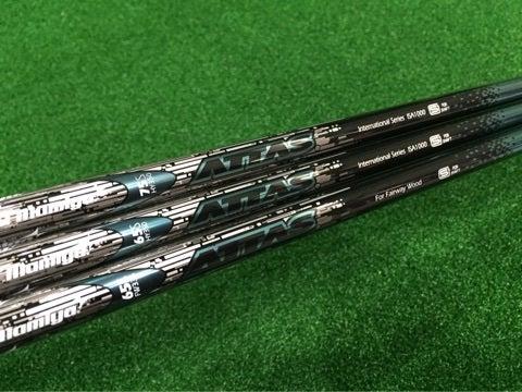 hy工房]-提取动画_ATTAS FW HY IP BLUE カラー de 復刻! | Midori Golfer
