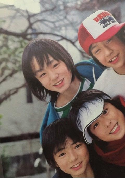 デビュー前の伊野尾君を整理と寂しいきもち | Hey!Say!JUMPと伊野尾君 ...
