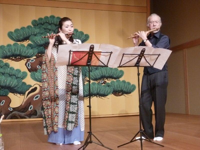 篠笛奏者:朱鷺たたら 笛吹き道中記3.13 狩野嘉宏先生の門下発表会にお邪魔しました。