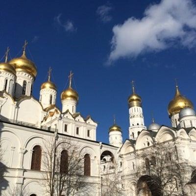 ロシア・空路モスクワへクレムリン観光⑤の記事に添付されている画像