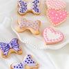 ♡アイシングクッキー 認定講師講座♡の画像
