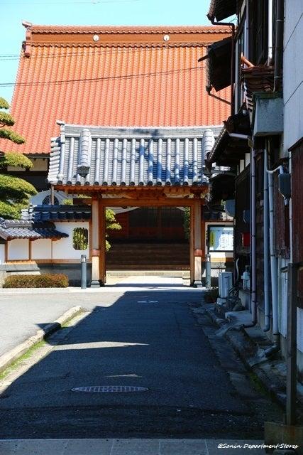 法勝寺町商店街・西念寺小路 2016.03.17