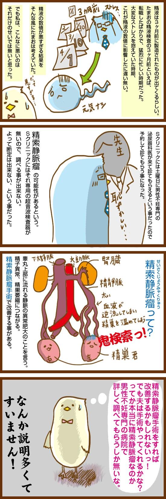 精索静脈瘤