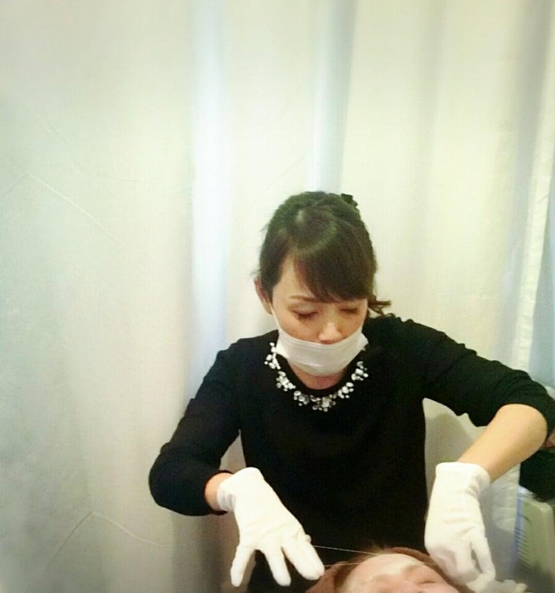 茨城県 高萩 糸脱毛 シルク糸で顔のうぶ毛とり お肌つるつるフェイシャルエステ ハワイアンの記事より