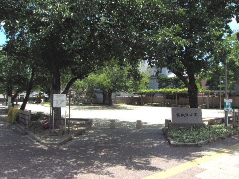 佐久良城①桜城址公園