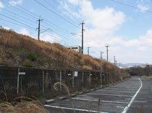阪急電鉄・万国博西口駅跡   鉄...