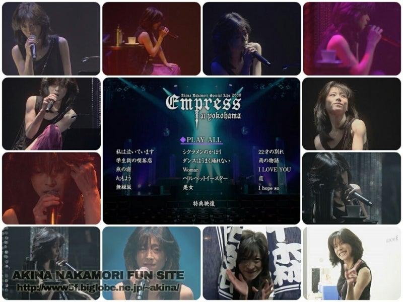 中森明菜 THE LIVE DVD COMOLETE...