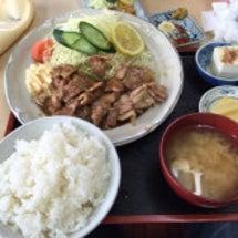 生姜焼き肉定食
