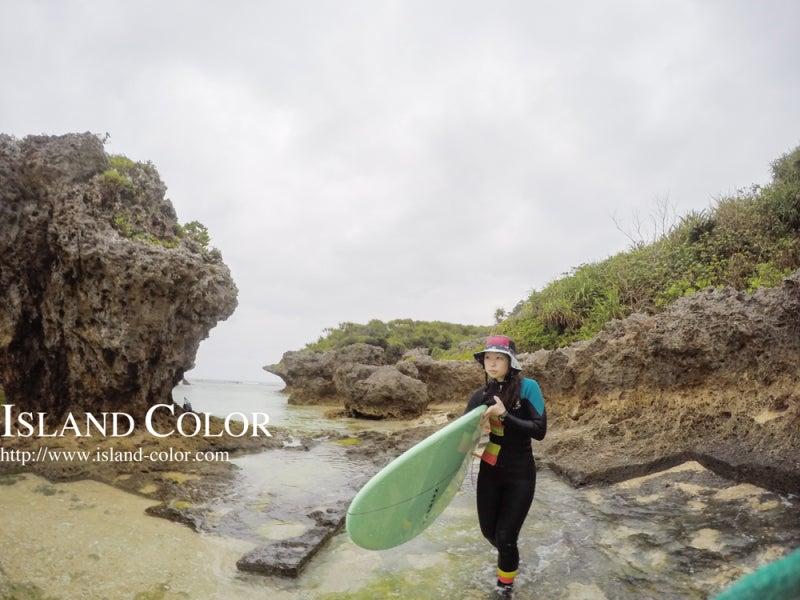 ガールズサーファーのための沖縄サーフガイド☆_1