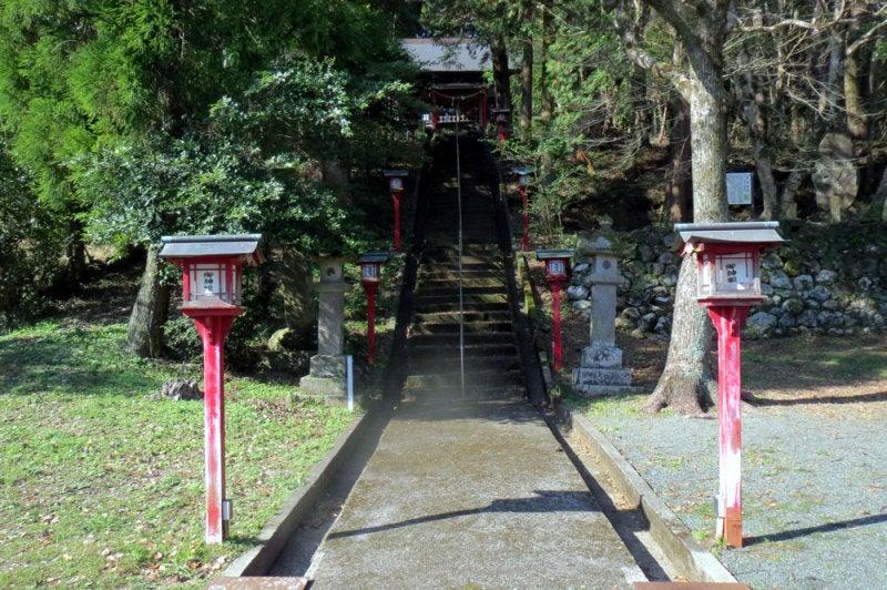 妹背城⑩高城神社