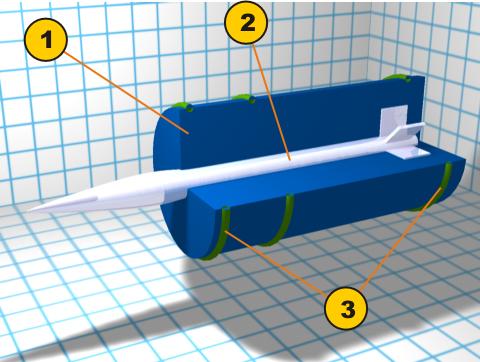 装弾筒付翼安定徹甲弾 | 戦車のブログ