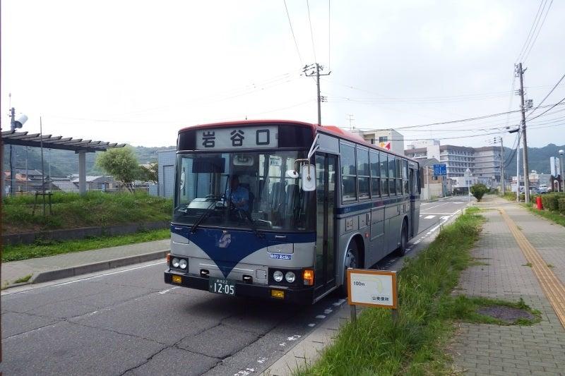 かっきーのブログ~都道府県バスの旅島を走るバス(その1)