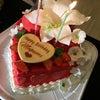 お誕生日♡の画像