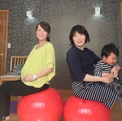 産後を見据えた マタニティートータルケアクラスの記事より